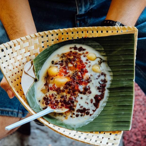 Bubur Madura - món cháo truyền thống độc lạ ăn cùng trân châu, sữa dừa của đất nước Philippines - Ảnh 4.