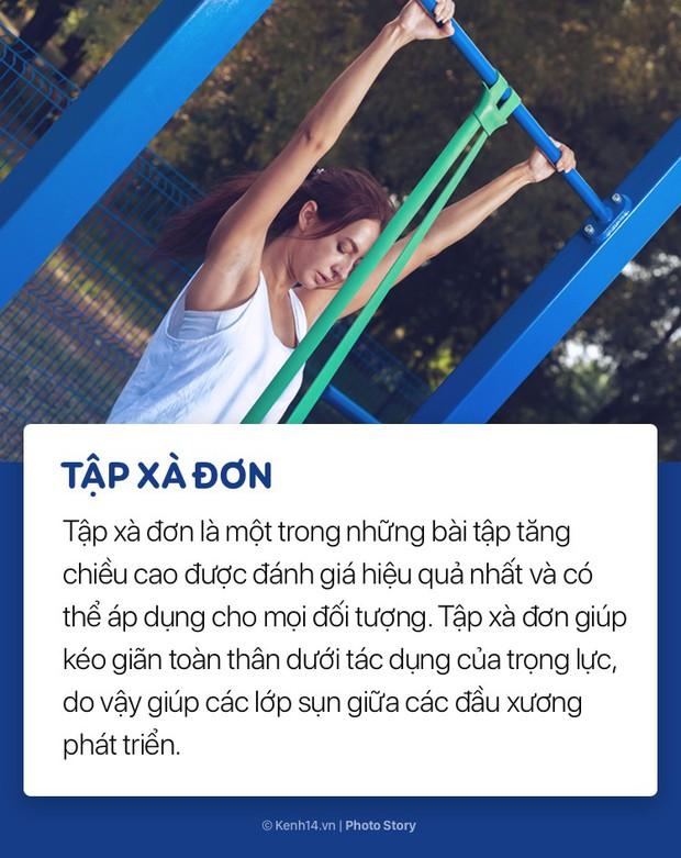 Các bạn trẻ hãy chăm chỉ tập luyện những bài tập này để hỗ trợ phát triển chiều cao hiệu quả - Ảnh 6.
