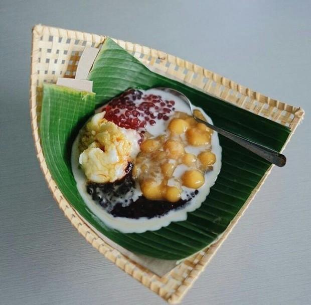 Bubur Madura - món cháo truyền thống độc lạ ăn cùng trân châu, sữa dừa của đất nước Philippines - Ảnh 1.