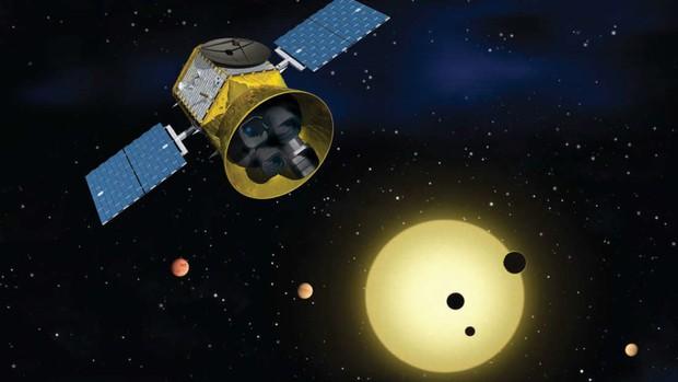 Tàu thăm dò mới nhất của NASA đã tìm thấy hành tinh đầu tiên, và đó là một siêu Trái đất - Ảnh 1.