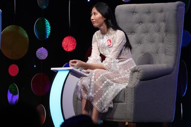 Cao Ngân nghi ngờ giới tính của Hoàng Tôn trong show hẹn hò Mảnh ghép tình yêu - Ảnh 2.