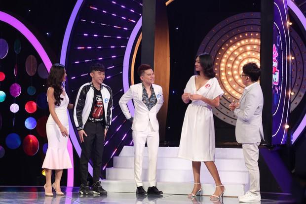Cao Ngân nghi ngờ giới tính của Hoàng Tôn trong show hẹn hò Mảnh ghép tình yêu - Ảnh 7.
