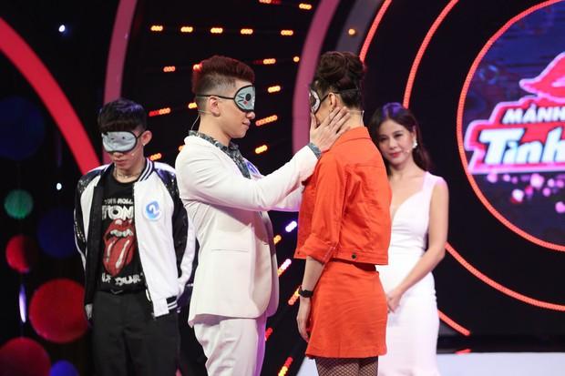 Cao Ngân nghi ngờ giới tính của Hoàng Tôn trong show hẹn hò Mảnh ghép tình yêu - Ảnh 10.
