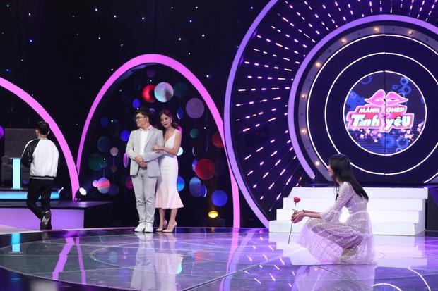 Cao Ngân nghi ngờ giới tính của Hoàng Tôn trong show hẹn hò Mảnh ghép tình yêu - Ảnh 11.