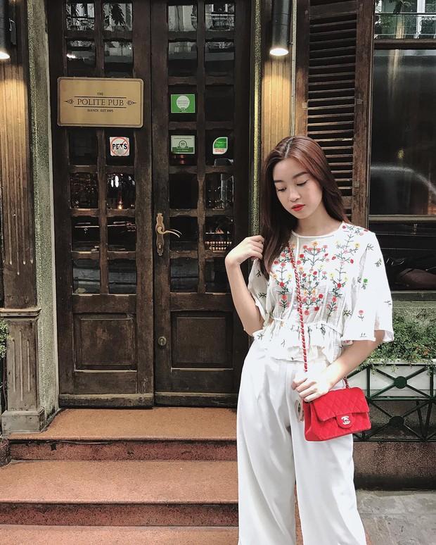 Nhiều Hoa hậu có nguyên tủ đồ hiệu tiền tỷ, Đỗ Mỹ Linh chỉ khiêm tốn mua 7 chiếc túi, dùng đi dùng lại suốt mấy năm qua - Ảnh 7.