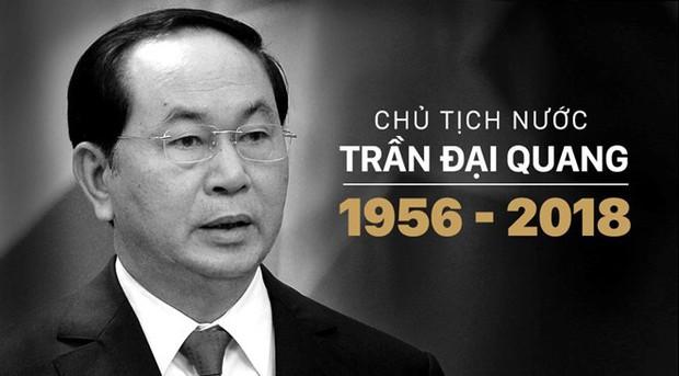 Tang lễ Chủ tịch nước Trần Đại Quang sẽ được tổ chức thế nào? - Ảnh 1.