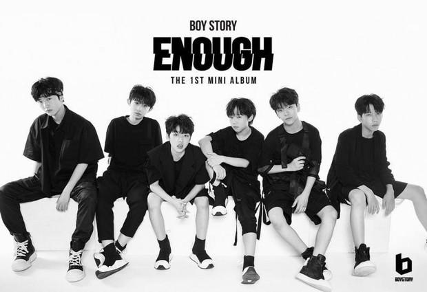 """Không chịu thua SM, JYP """"xuất xưởng"""" boygroup nhi đồng với độ tuổi trung bình chỉ mới 13 - Ảnh 1."""