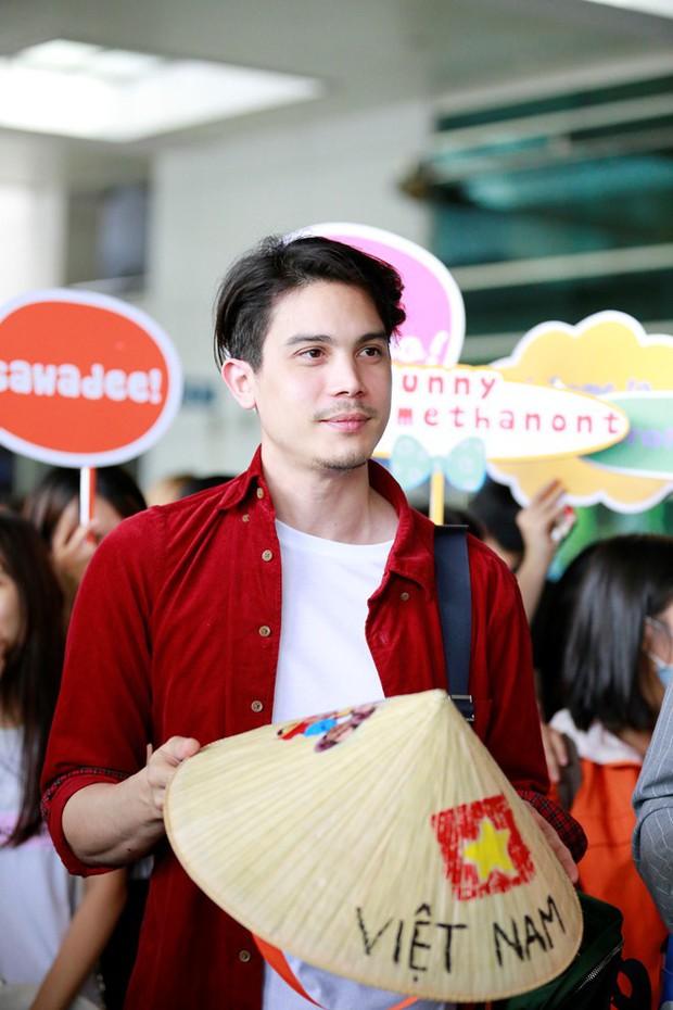 8 tài tử độc thân bền vững hot nhất Thái Lan: Đẹp cực phẩm, tài năng, toàn mỹ nhân đình đám vây quanh song mãi FA - Ảnh 12.