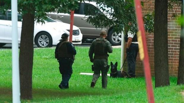 Nổ súng tại Trung tâm phân phối hàng hoá thuộc bang Maryland làm nhiều người thiệt mạng - Ảnh 4.