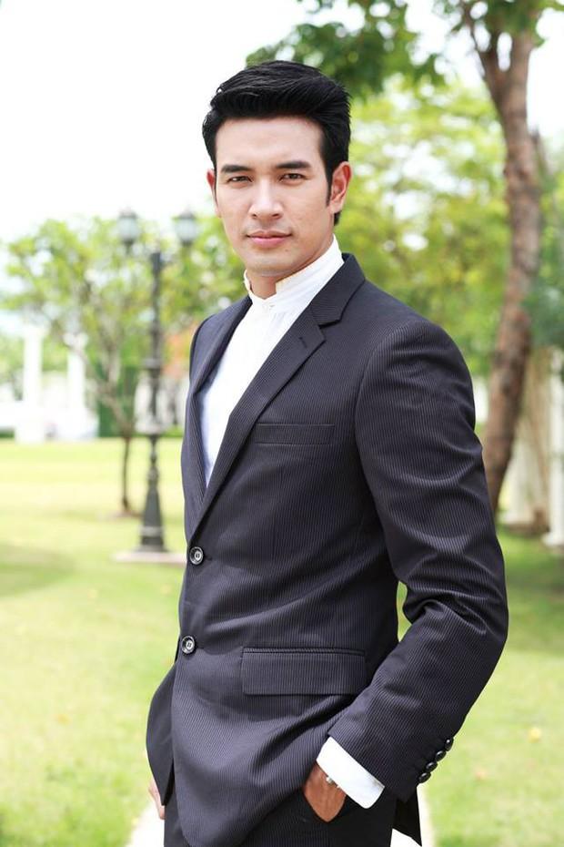 8 tài tử độc thân bền vững hot nhất Thái Lan: Đẹp cực phẩm, tài năng, toàn mỹ nhân đình đám vây quanh song mãi FA - Ảnh 6.