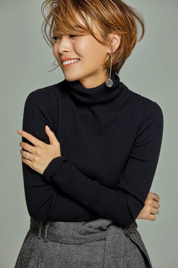 Vừa nghe tin Sunye - cựu trưởng nhóm Wonder Girls sắp comeback thì bỗng dưng chị thông báo có bầu lần 3! - Ảnh 3.