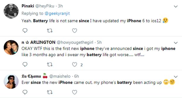 Tưởng Apple dính phốt mới vì iOS 12 pin tụt ầm ầm, hóa ra lý do lại hoàn toàn oan uổng - Ảnh 2.