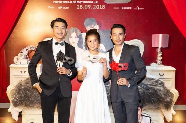 Trương Thanh Long hấp dẫn hơn Ryu Seung Ryong nhưng Hoàng Yến Chibi có qua nổi Im Soo Jung trong All About My Wife bản Việt? - Ảnh 2.