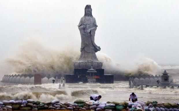 Trung Quốc: Tượng Khổng Tử lớn nhất thế giới chuẩn bị được khánh thành - Ảnh 5.