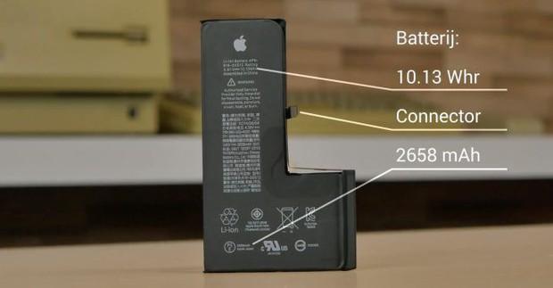 Xem iPhone XS bị mổ bụng mới thấy bất ngờ vì điểm đặc biệt chưa smartphone nào có - Ảnh 2.