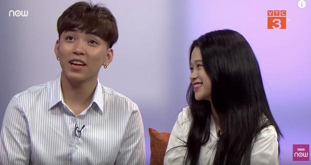 Long Hoàng lên truyền hình chia sẻ muốn trở thành Sơn Tùng M-TP, Linh Ka tiết lộ không sợ anti-fan - Ảnh 2.