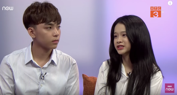 Long Hoàng lên truyền hình chia sẻ muốn trở thành Sơn Tùng M-TP, Linh Ka tiết lộ không sợ anti-fan - Ảnh 3.