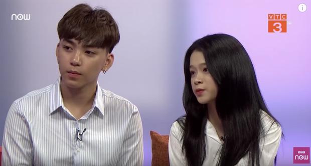 Long Hoàng lên truyền hình chia sẻ muốn trở thành Sơn Tùng M-TP, Linh Ka tiết lộ không sợ anti-fan - Ảnh 4.