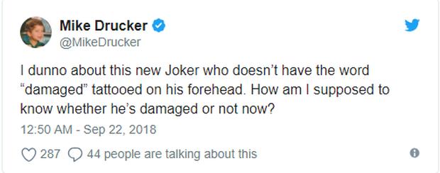 Tung tạo hình thường dân chưa lâu, Joker mới đã hiện nguyên hình gã hề khiến fan náo loạn - Ảnh 7.