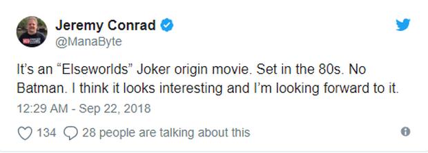 Tung tạo hình thường dân chưa lâu, Joker mới đã hiện nguyên hình gã hề khiến fan náo loạn - Ảnh 10.
