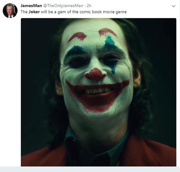 Tung tạo hình thường dân chưa lâu, Joker mới đã hiện nguyên hình gã hề khiến fan náo loạn - Ảnh 9.