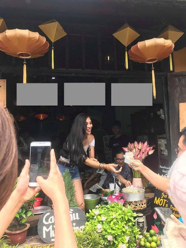 Vừa về đến quê nhà, Hoa hậu Tiểu Vy đã gây sốt với khoảnh khắc đời thường cực xinh đẹp và gợi cảm - Ảnh 2.