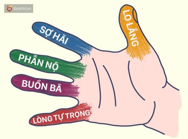 Dân công sở hãy học người Nhật xả stress cực hay trong 3 chỉ bằng cách nắm các ngón tay - Ảnh 1.
