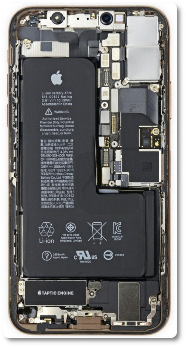 iPhone XS Max bị bung vỏ, tiết lộ lí do vì sao việc sửa chữa có giá lên đến 599 USD - Ảnh 1.