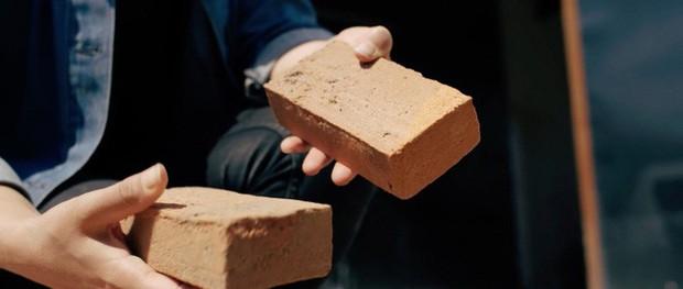 Tái chế tóc và phân ngựa làm gạch xây nhà, giải pháp tuyệt vời ứng phó biến đổi khí hậu - Ảnh 4.