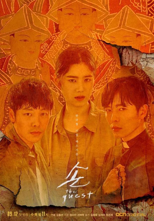 5 bộ phim diệt quỷ đỉnh cao của Hàn Quốc không xem chắc chắn phí cả đời - Ảnh 10.