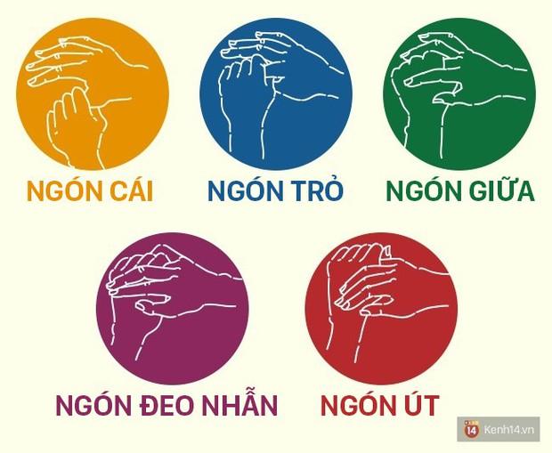 Dân công sở hãy học người Nhật xả stress cực hay trong 3 chỉ bằng cách nắm các ngón tay.