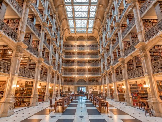 Những ngôi trường cổ kính bậc nhất thế giới với lối kiến trúc hoàng gia khiến ai cũng muốn một lần đặt chân đến - Ảnh 4.