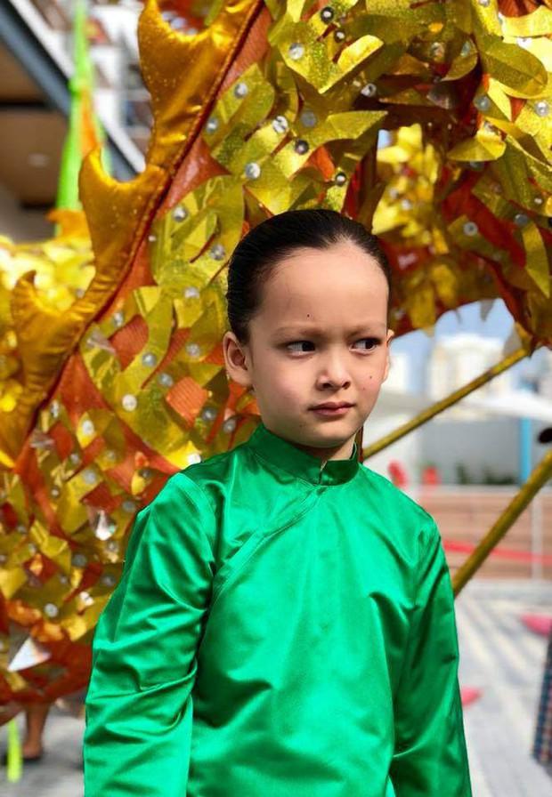 Dàn nhóc tỳ nhà sao Việt hào hứng đón Tết Trung thu 2018 - Ảnh 3.