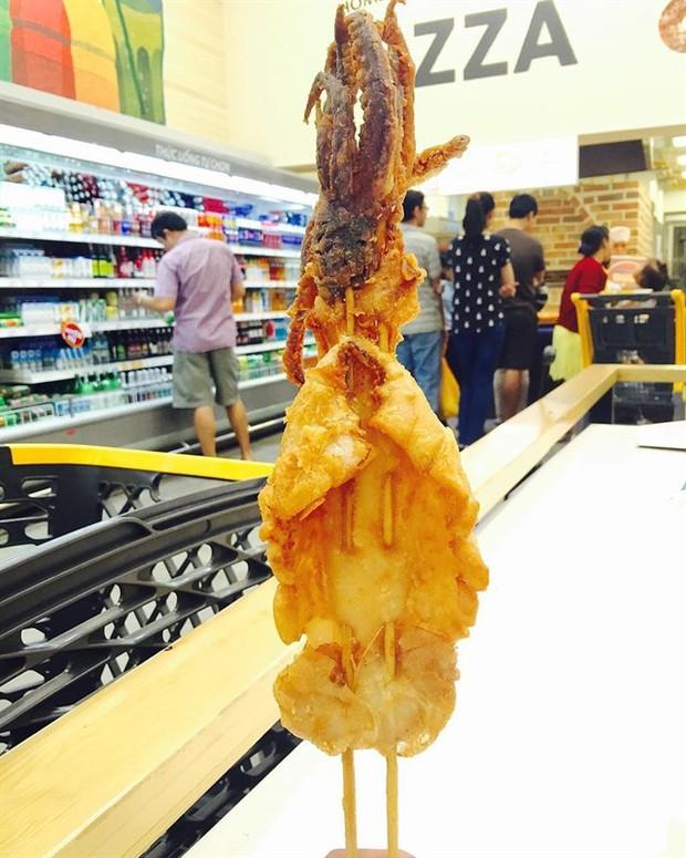 Nhân thiên thời Sài Gòn mưa lạnh, không mau tìm ngay mấy món chiên xù nóng hổi này để làm ấm bụng đi nào - Ảnh 5.