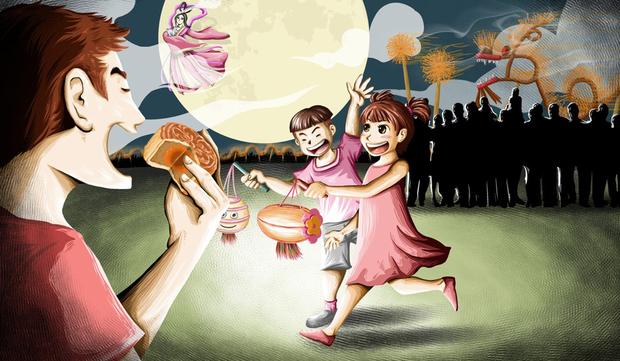 Là ngày lễ lớn chỉ sau Tết Nguyên Đán, Tết Trung Thu của người Trung Quốc có điều gì thú vị? - Ảnh 4.