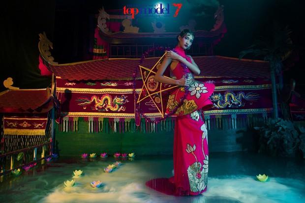 Bạn có nhớ Trung thu 2 năm trước, chỉ với 10 cú bấm máy mà Fung La đã có tấm hình múa lân đẹp xuất sắc! - Ảnh 4.