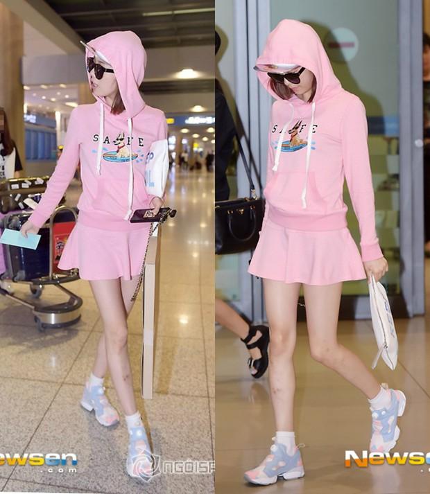 Top mỹ nhân Kpop gầy nhất lịch sử Kpop: Cô mảnh khảnh nhất chỉ 37kg, 2 nữ thần Black Pink và SNSD đều có mặt - Ảnh 9.