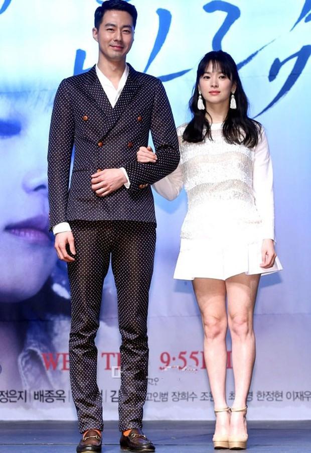 Mấy ai được như Song Hye Kyo: Người đầy khuyết điểm mà vẫn là biểu tượng nhan sắc xứ Hàn - Ảnh 1.