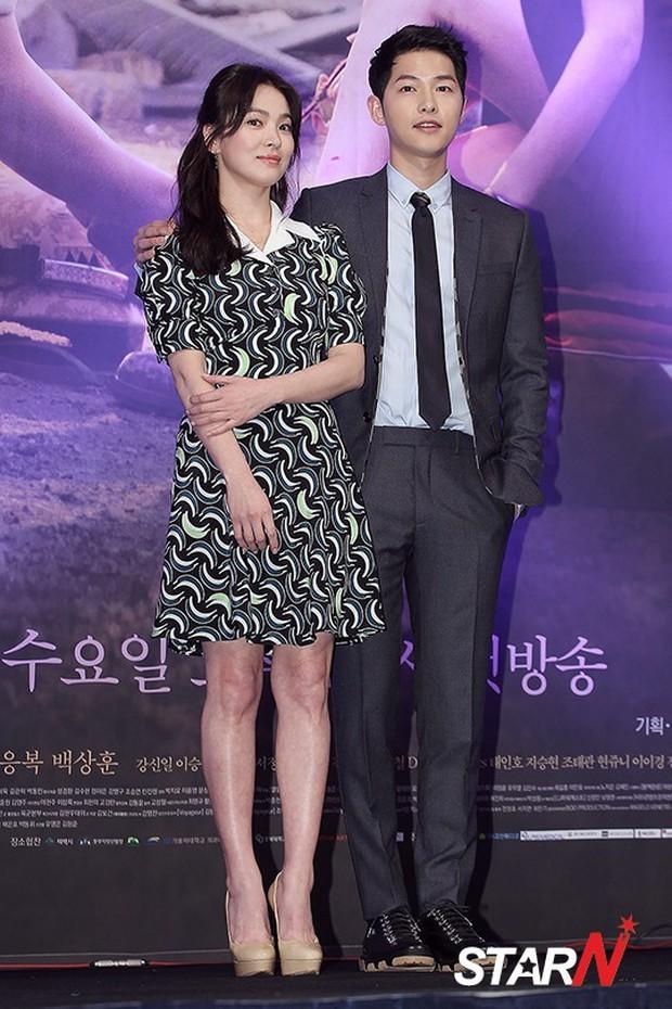 Mấy ai được như Song Hye Kyo: Người đầy khuyết điểm mà vẫn là biểu tượng nhan sắc xứ Hàn - Ảnh 2.