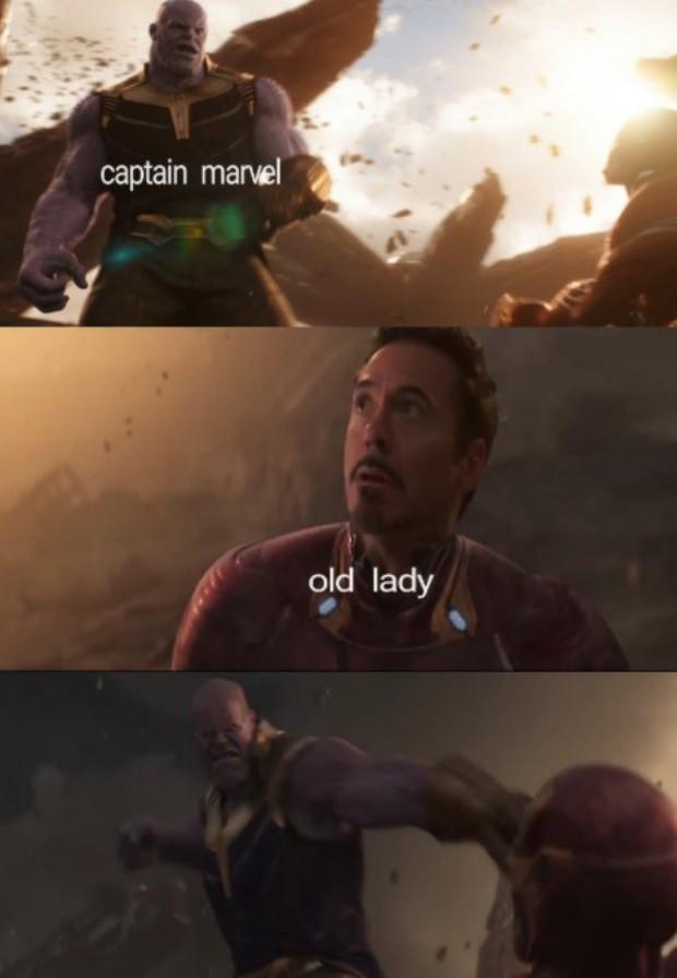 Đã có đáp án cho lý do đấm người già của nữ siêu anh hùng Captain Marvel  - Ảnh 5.