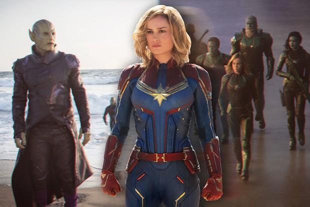 Đã có đáp án cho lý do đấm người già của nữ siêu anh hùng Captain Marvel  - Ảnh 2.