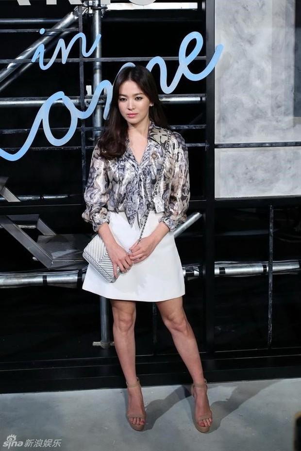 Mấy ai được như Song Hye Kyo: Người đầy khuyết điểm mà vẫn là biểu tượng nhan sắc xứ Hàn - Ảnh 17.