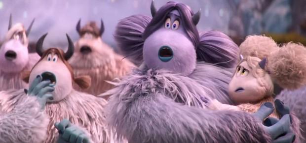 """6 lý do ra rạp tìm ngay hoạt hình """"Smallfoot"""": Xem tới điều cuối cùng thì không thể cầm lòng được nữa! - Ảnh 3."""