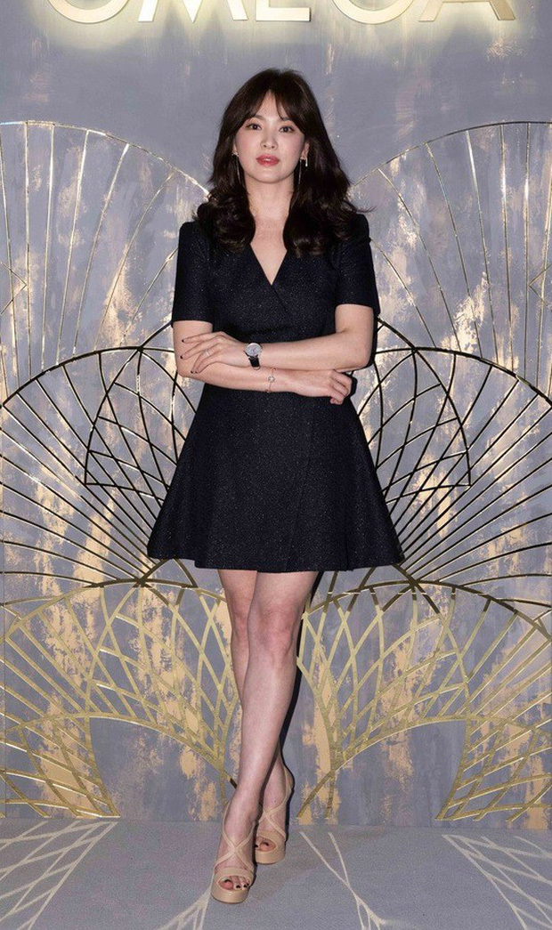 Mấy ai được như Song Hye Kyo: Người đầy khuyết điểm mà vẫn là biểu tượng nhan sắc xứ Hàn - Ảnh 4.