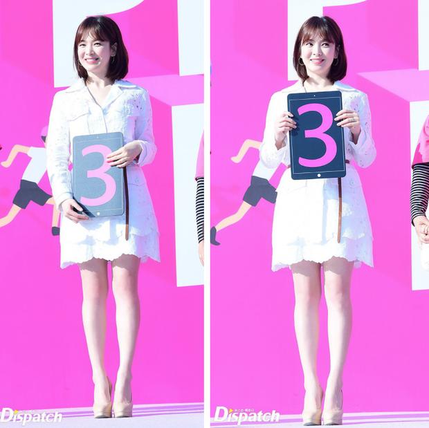 Mấy ai được như Song Hye Kyo: Người đầy khuyết điểm mà vẫn là biểu tượng nhan sắc xứ Hàn - Ảnh 6.
