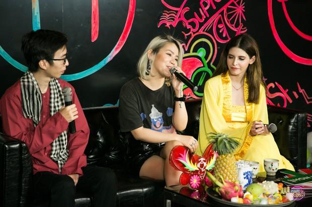 Stand By Star: Gần 30 nghệ sĩ Vbiz cùng nhau quy tụ, rộn ràng đem tới loạt ca khúc mừng Trung Thu - Ảnh 12.