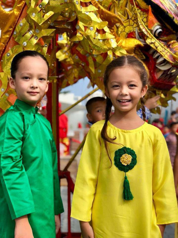 Dàn nhóc tỳ nhà sao Việt hào hứng đón Tết Trung thu 2018 - Ảnh 1.