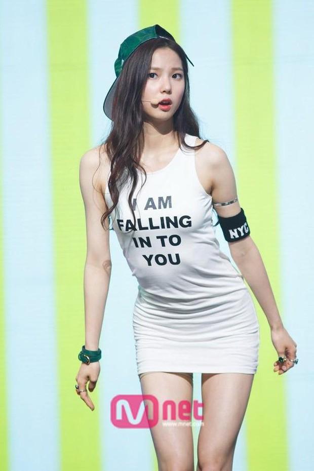Top mỹ nhân Kpop gầy nhất lịch sử Kpop: Cô mảnh khảnh nhất chỉ 37kg, 2 nữ thần Black Pink và SNSD đều có mặt - Ảnh 16.