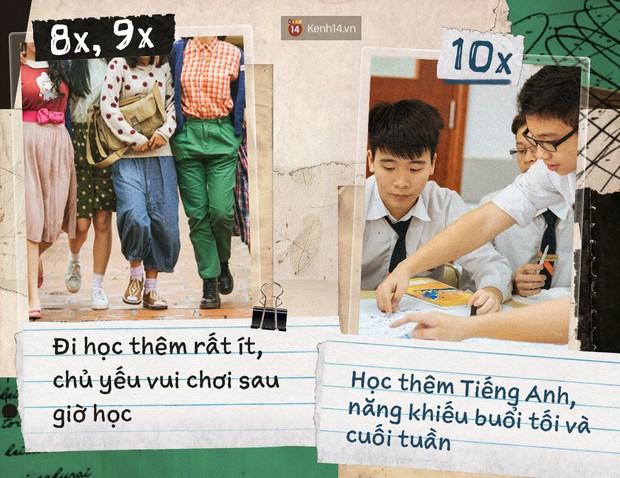 8x, 9x ơi, chúng ta đã đủ già để nhận ra rằng: Chuyện học hành của thế hệ 10x khác xưa nhiều lắm - Ảnh 9.