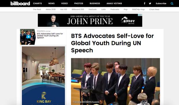 CNN, BBC và loạt báo đài quốc tế lớn ấn tượng trước bài phát biểu của BTS tại LHQ: 7 chàng trai đã làm nên lịch sử! - Ảnh 4.